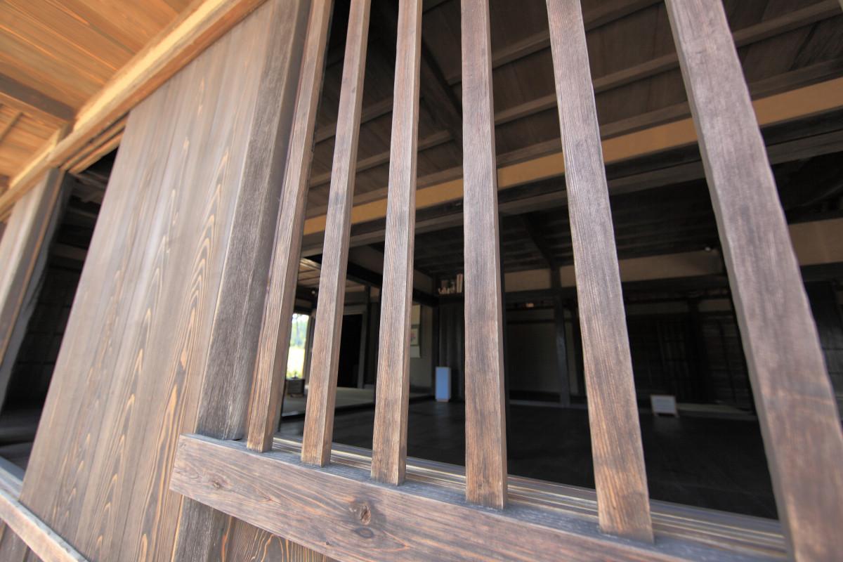 Gratis afbeeldingen architectuur structuur hout verdieping balk pijler kolom itali - Huis interieur architectuur ...