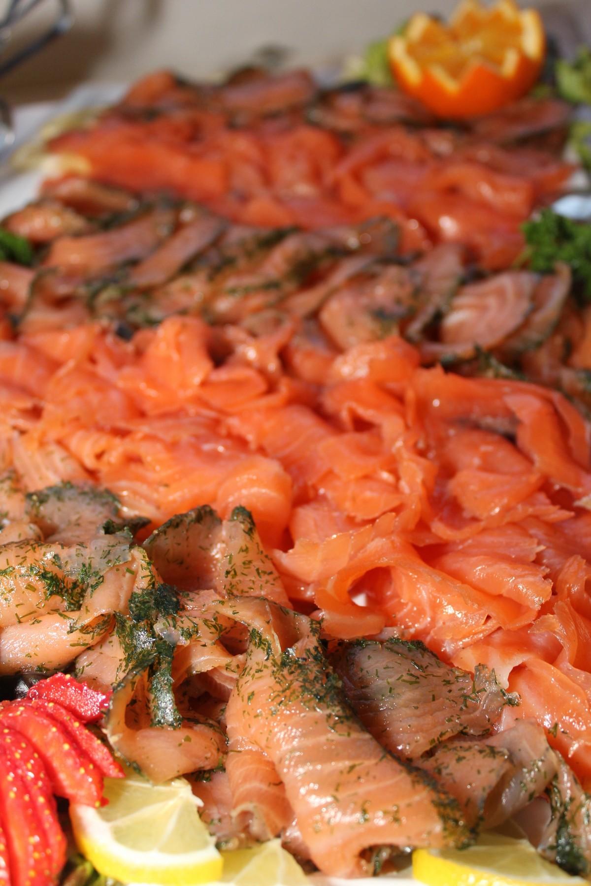 gambar hidangan makan gourmet daging masakan makanan asia sushi mentah ikan salmon. Black Bedroom Furniture Sets. Home Design Ideas