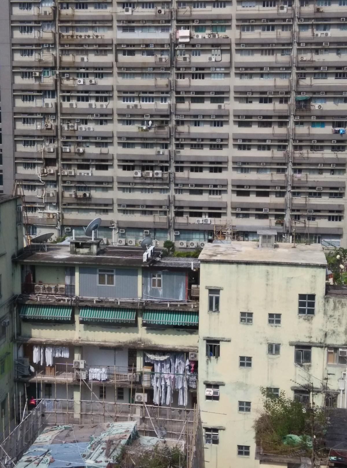 Fotos gratis en blanco y negro arquitectura casa - Apartamentos en hong kong ...