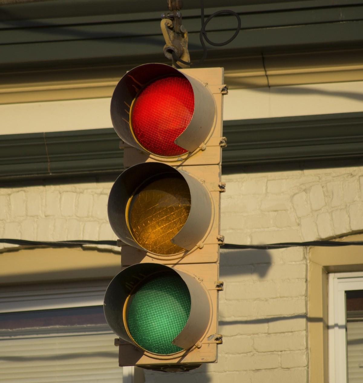 Street Light Colors: Free Images : Run, Wind, Line, Green, Blue, Street Light