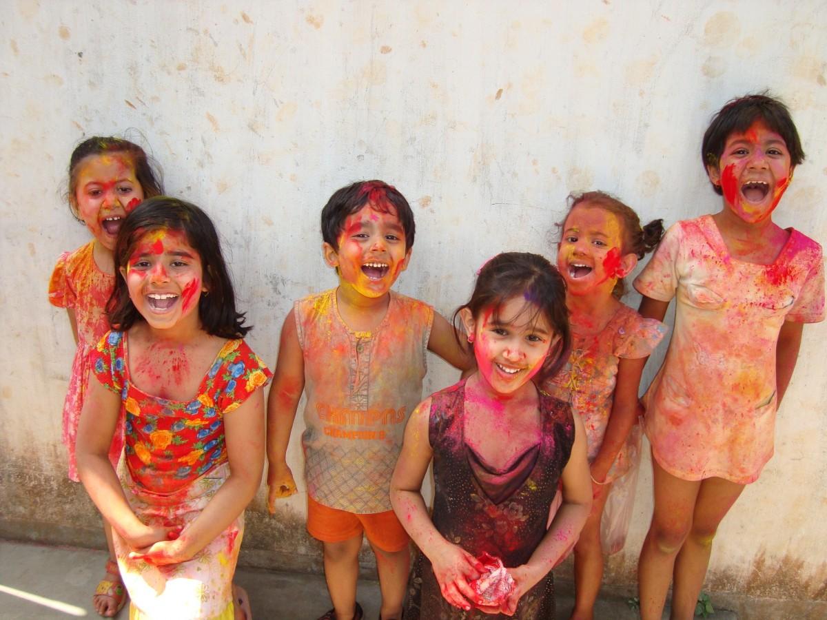 Free Images  People, Celebration, Asian, Spring, Color -3497