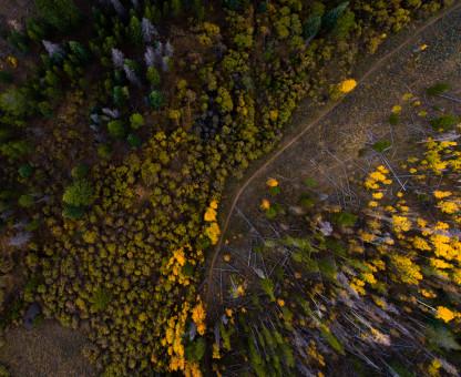 drone pour prise de vue aerienne