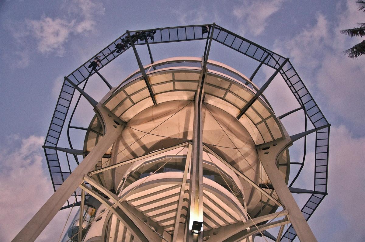 башня с одним куполом картинки опасное хорошо