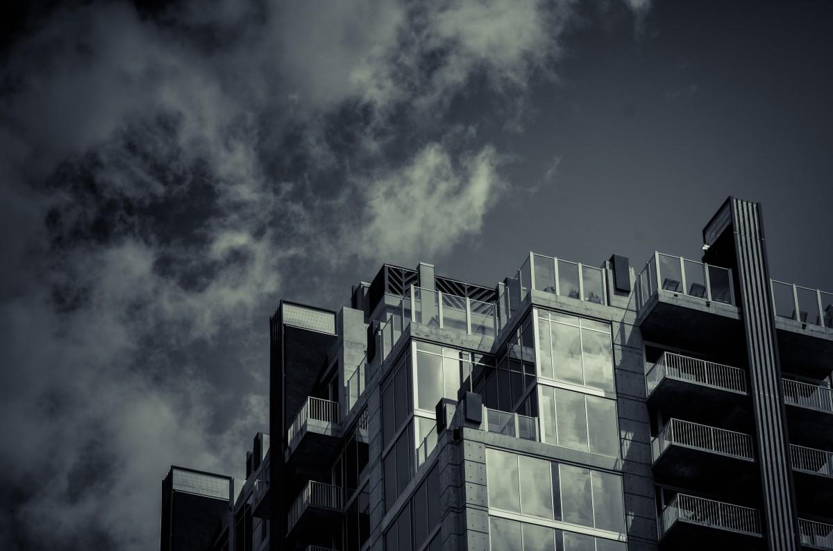 Free Images Architecture Skyline Night Window
