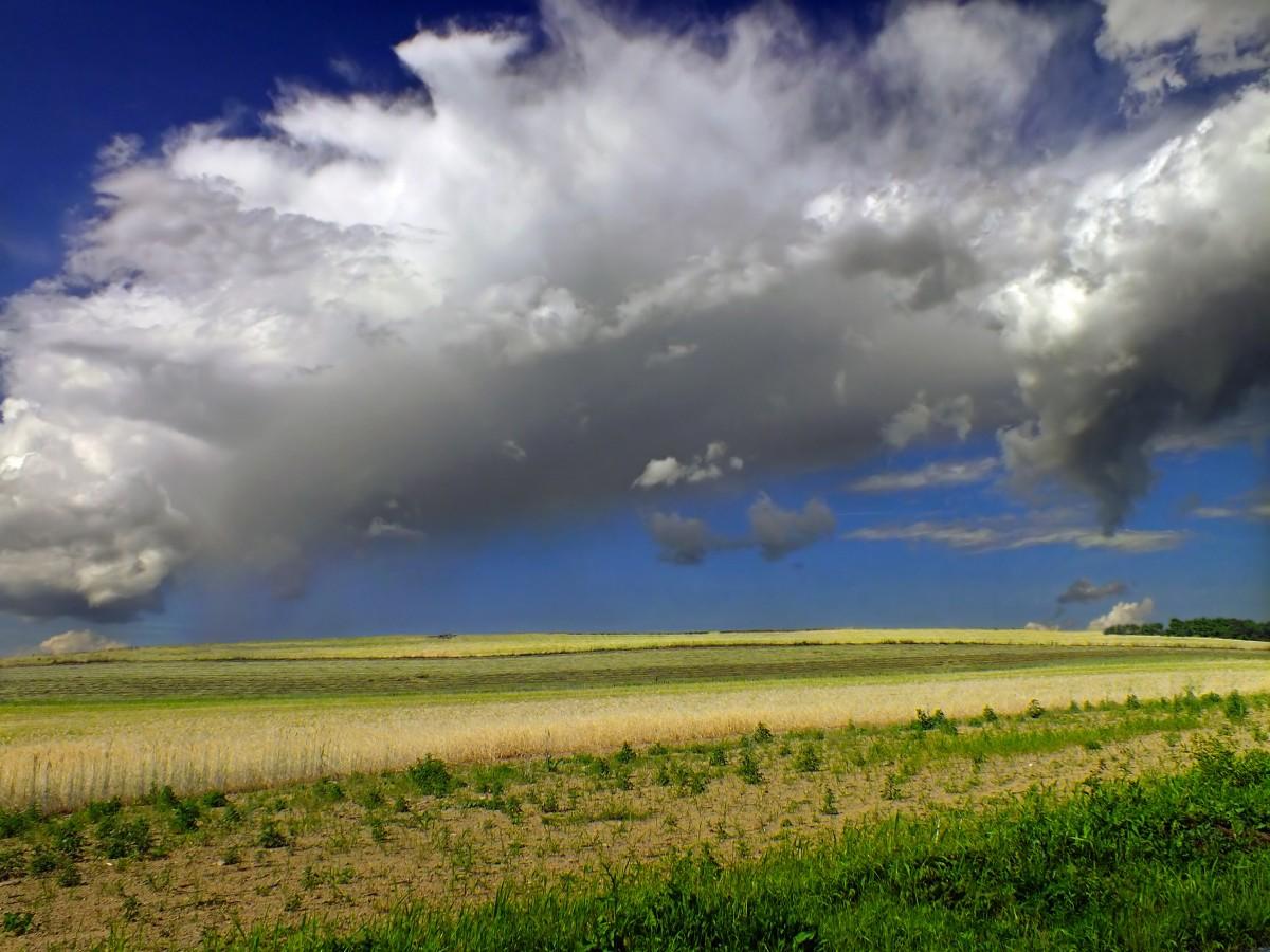 Images gratuites mer horizon nuage ciel pluie vent - Nuage et vent ...