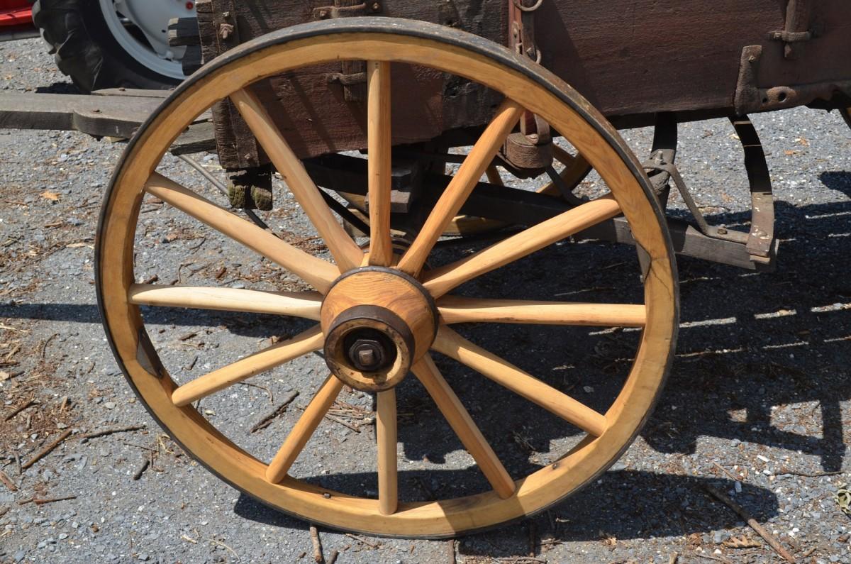 Free Images : Wood, Farm, Wheel, Cart, Vehicle, Spoke