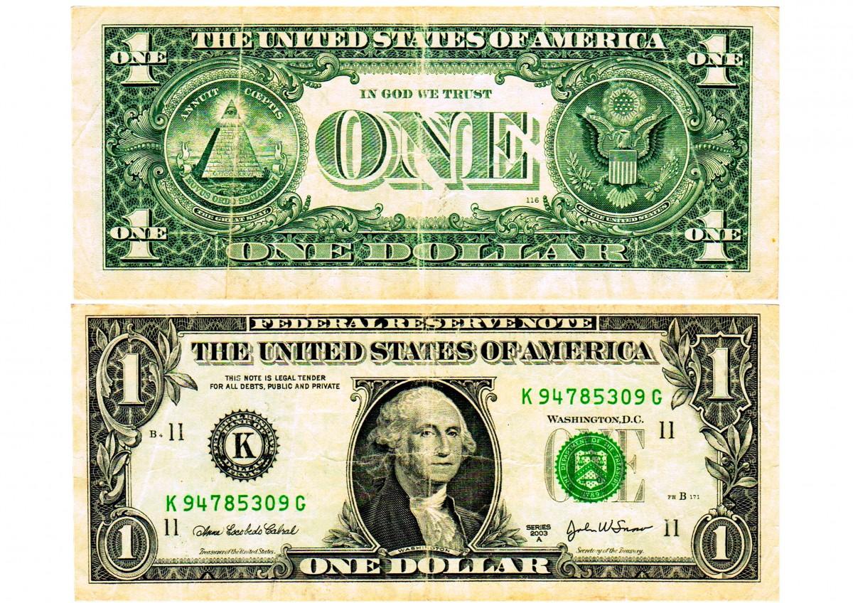 Картинки купюр доллары