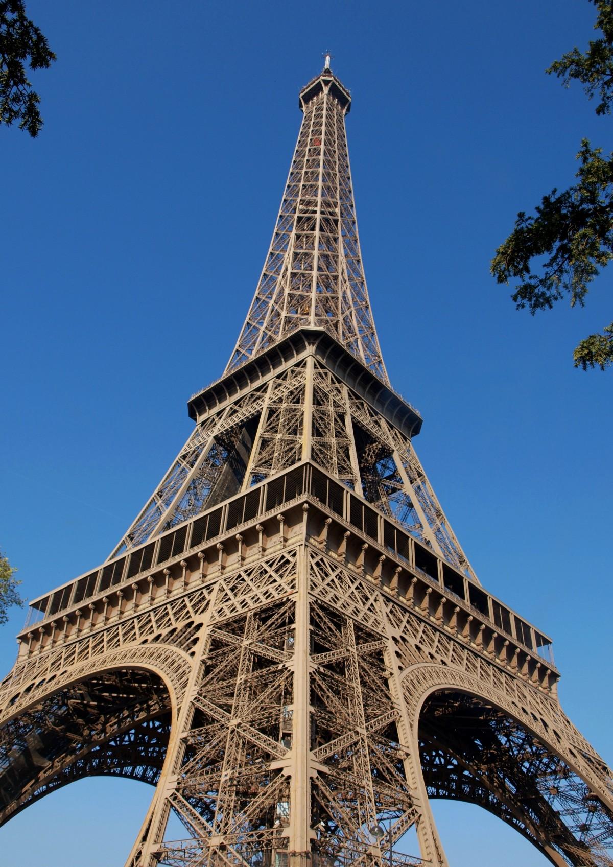 Images gratuites vue la tour point de rep re la tour - Tour eiffel photos gratuites ...