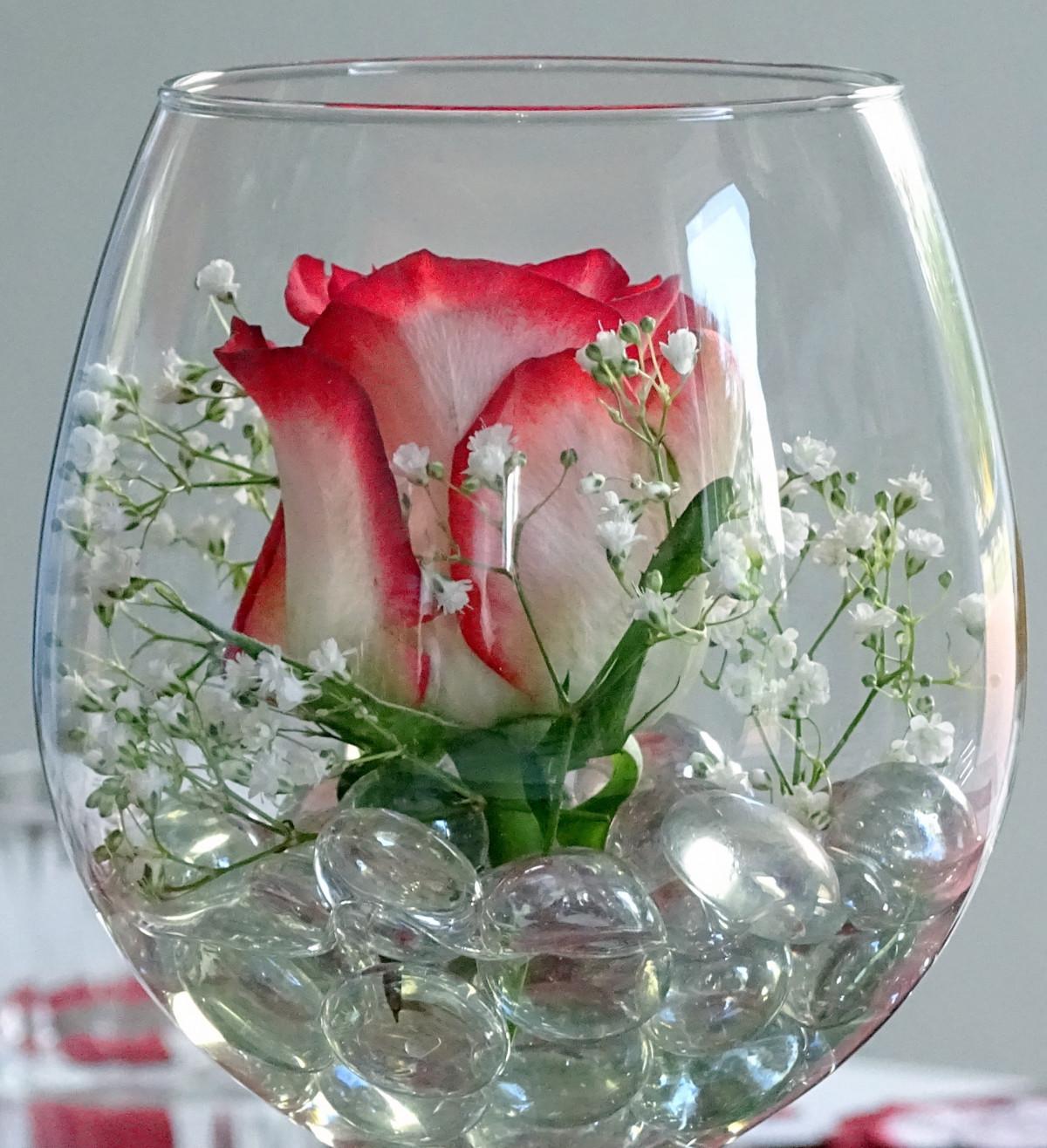 Images gratuites fleur amour vase rose d coration for Pot en verre deco