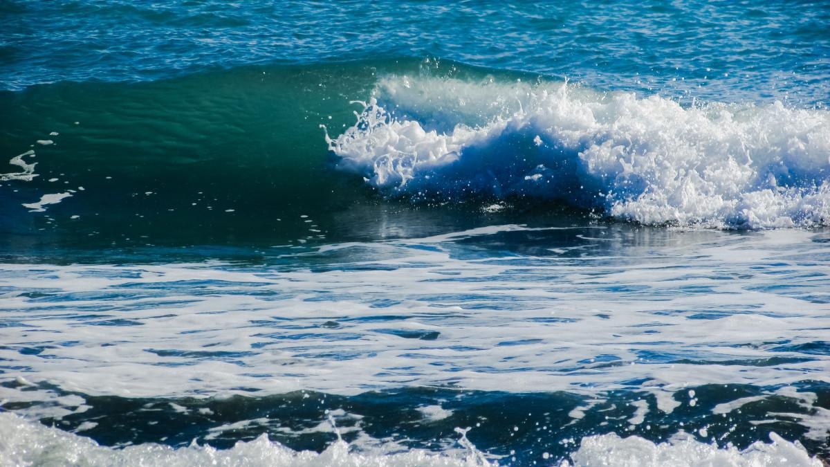 Анимированные картинки про море