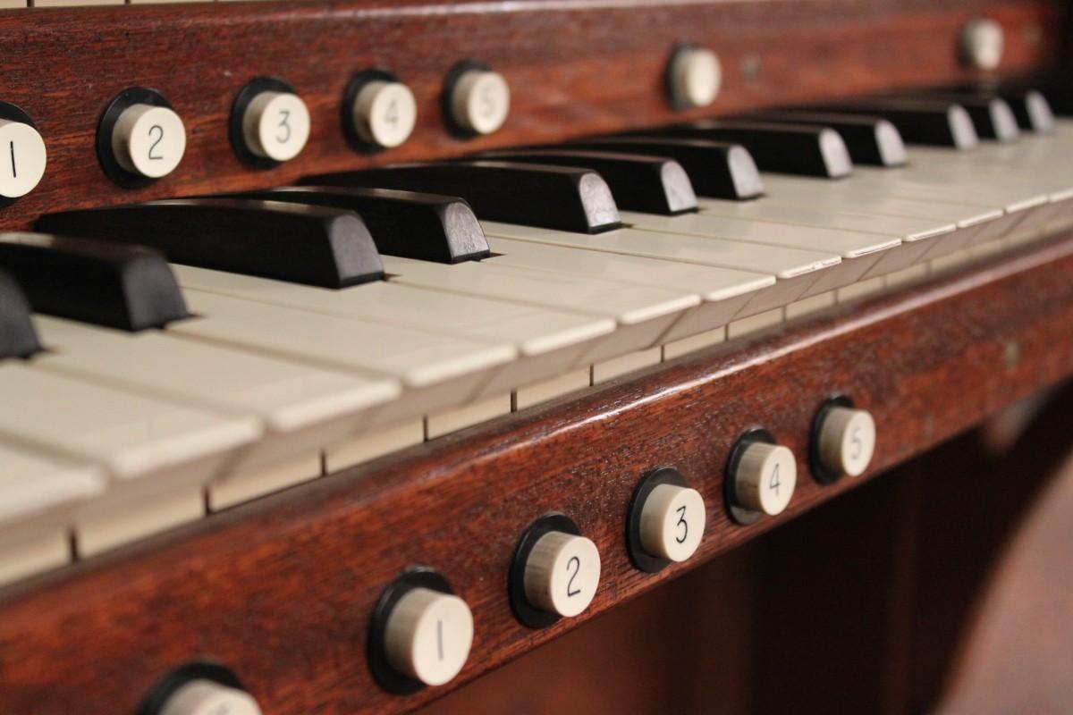 organ alat musik
