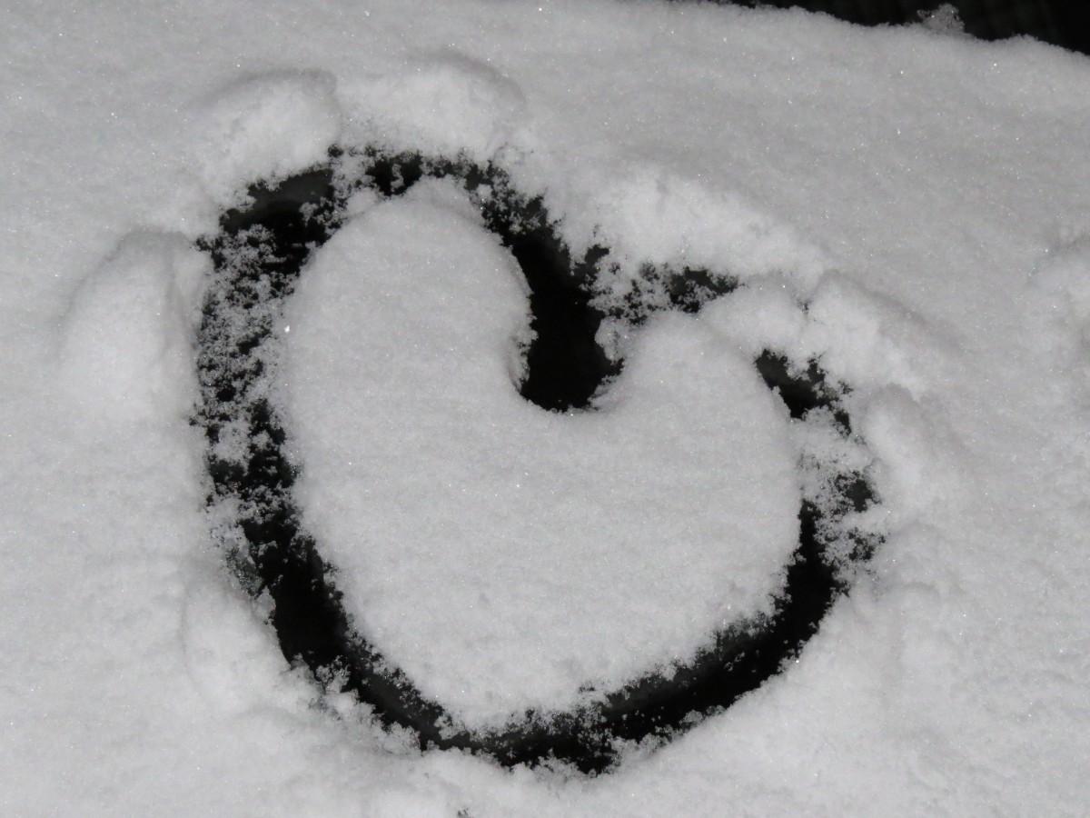 Открытки зятю, надпись на снегу в картинках