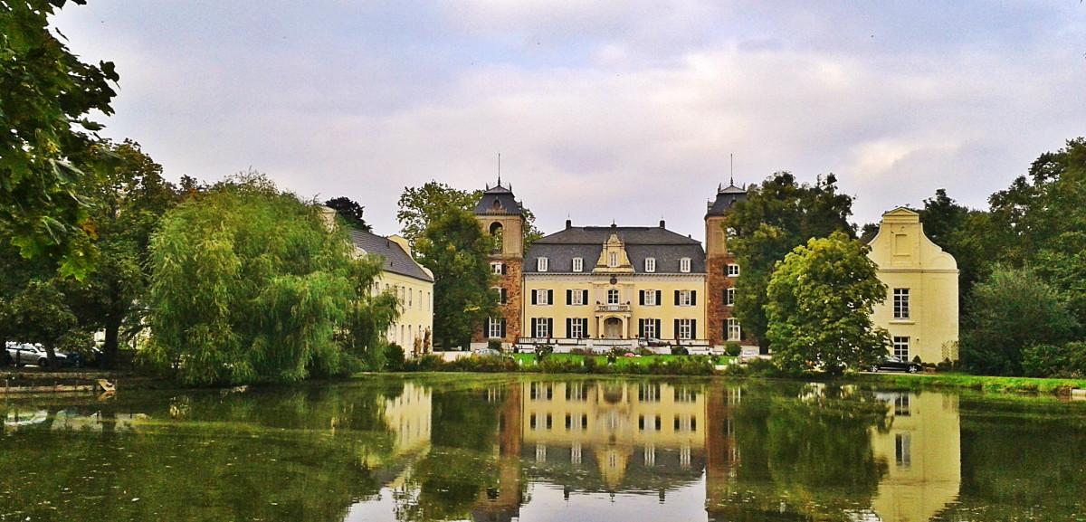 Kostenlose foto die architektur villa geb ude chateau for Spa hotel eifel germany