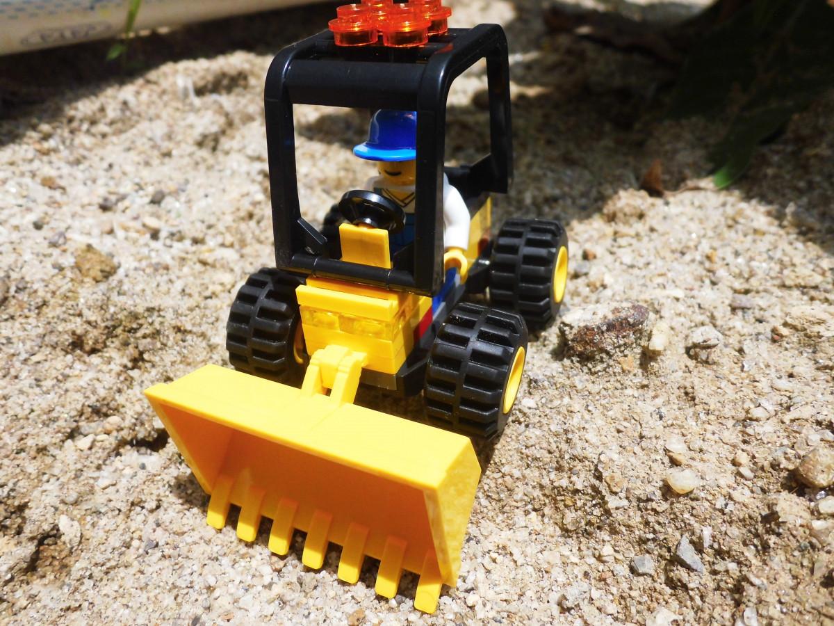 Spielzeugbagger, kostenlose Foto In PxHere