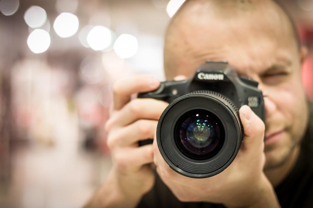 фотографий пошаговое цифровых знакомство съемка