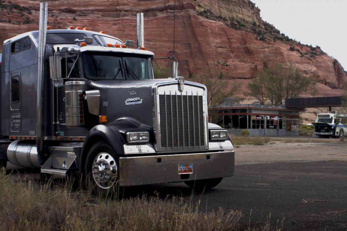 licencia truck driver