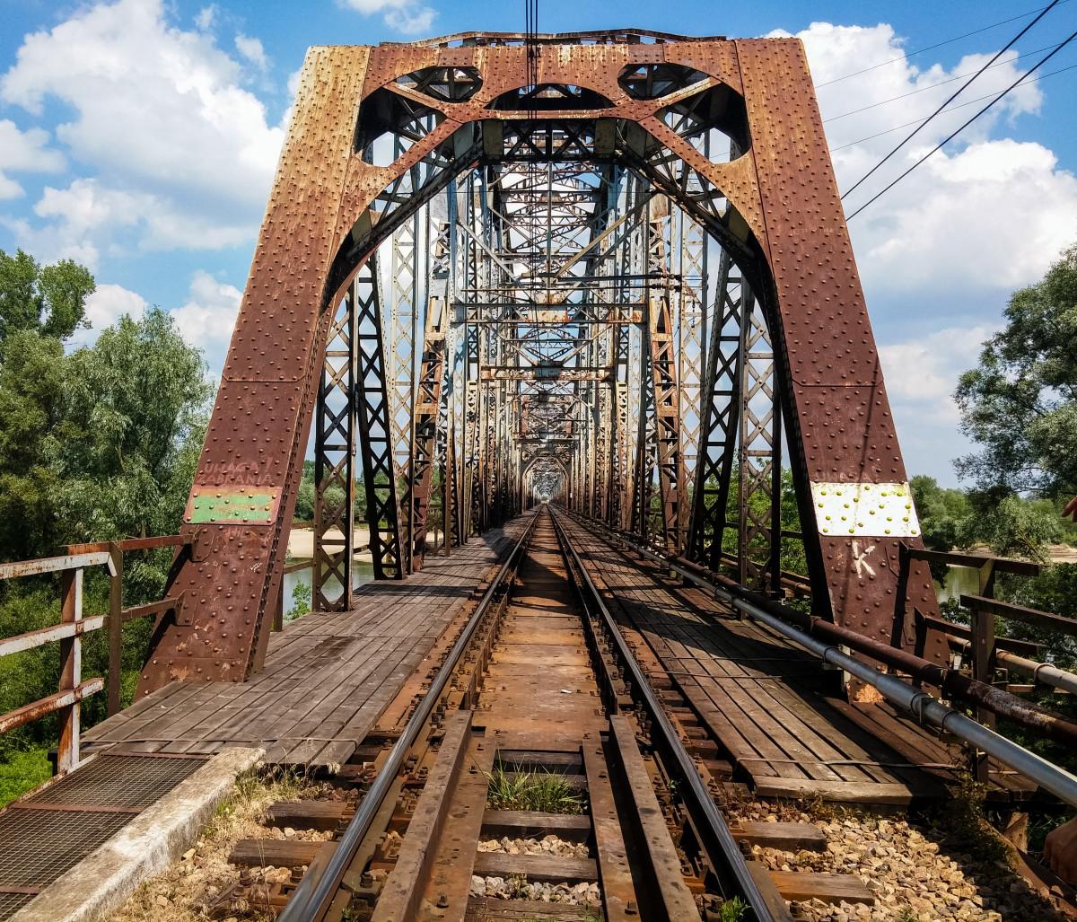 железнодорожный мост ляскеля фото последние