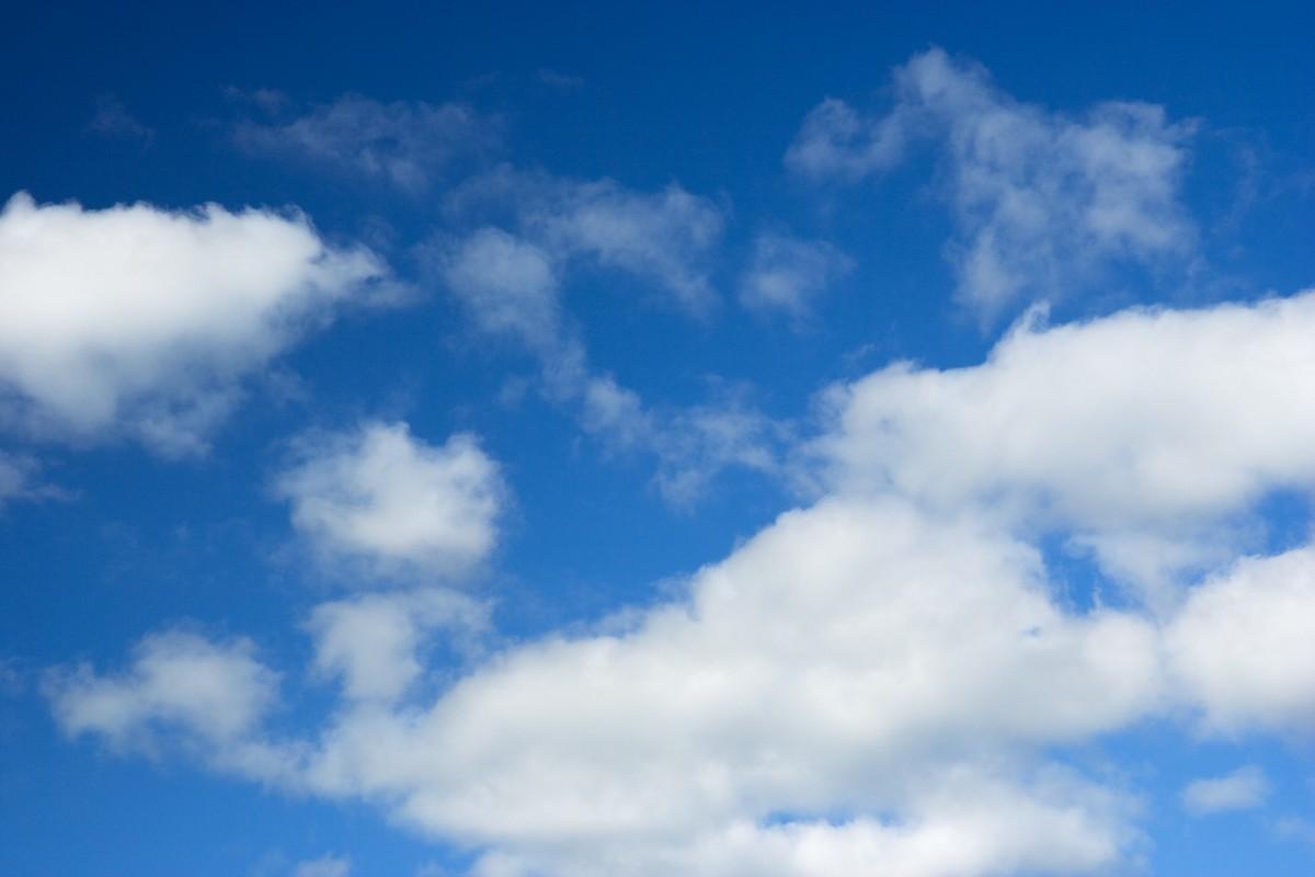 Fondos para fotos de nubes 4