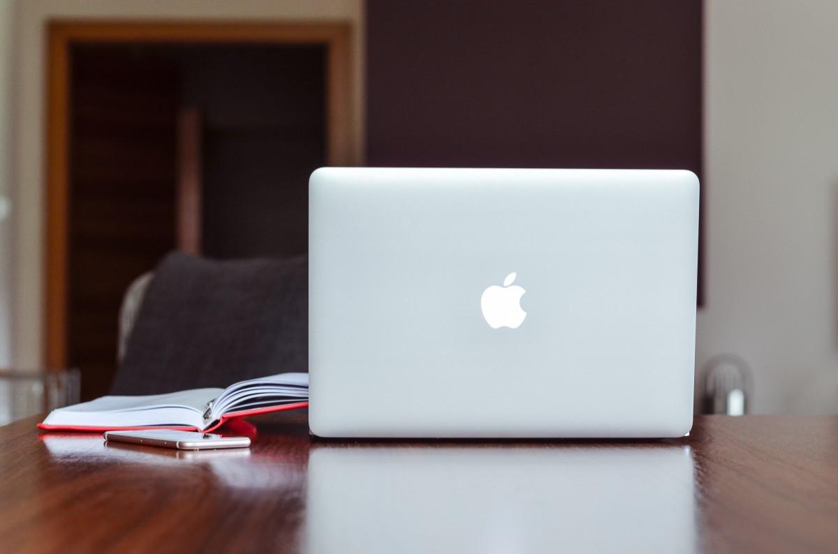 Images Gratuites Portable Bureau Carnet Ordinateur Mac  # Image De Meuble Pour Ordinateur Et Livre