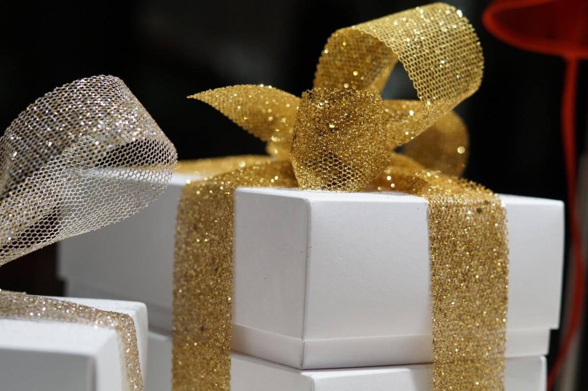 Золото на свадьбу подарок 48