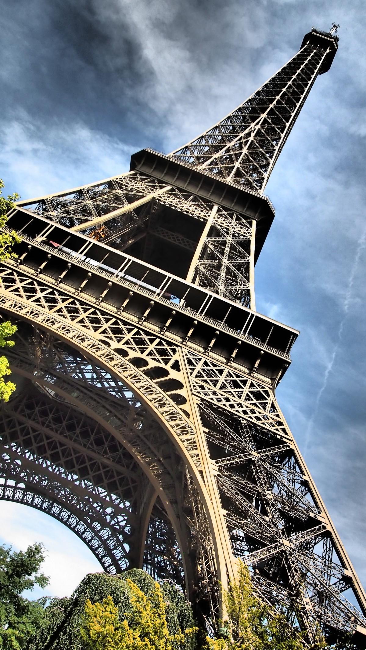 Images gratuites gens tour eiffel paris foule cambre - Tour eiffel photos gratuites ...