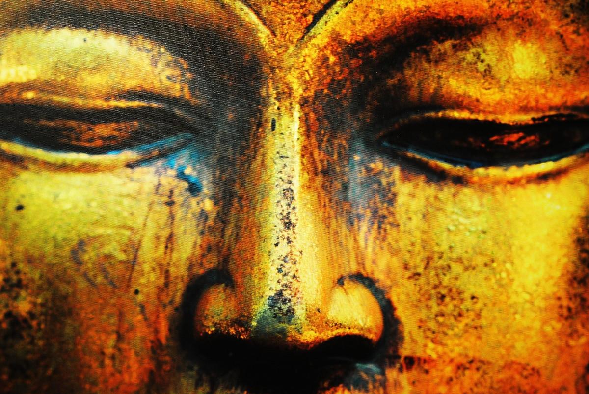 bức tượng Phật giáo Châu Á bức vẽ đối mặt nghệ thuật thiền Phật thần linh viễn Đông nghệ thuật hiện đại lịch sử cổ đại