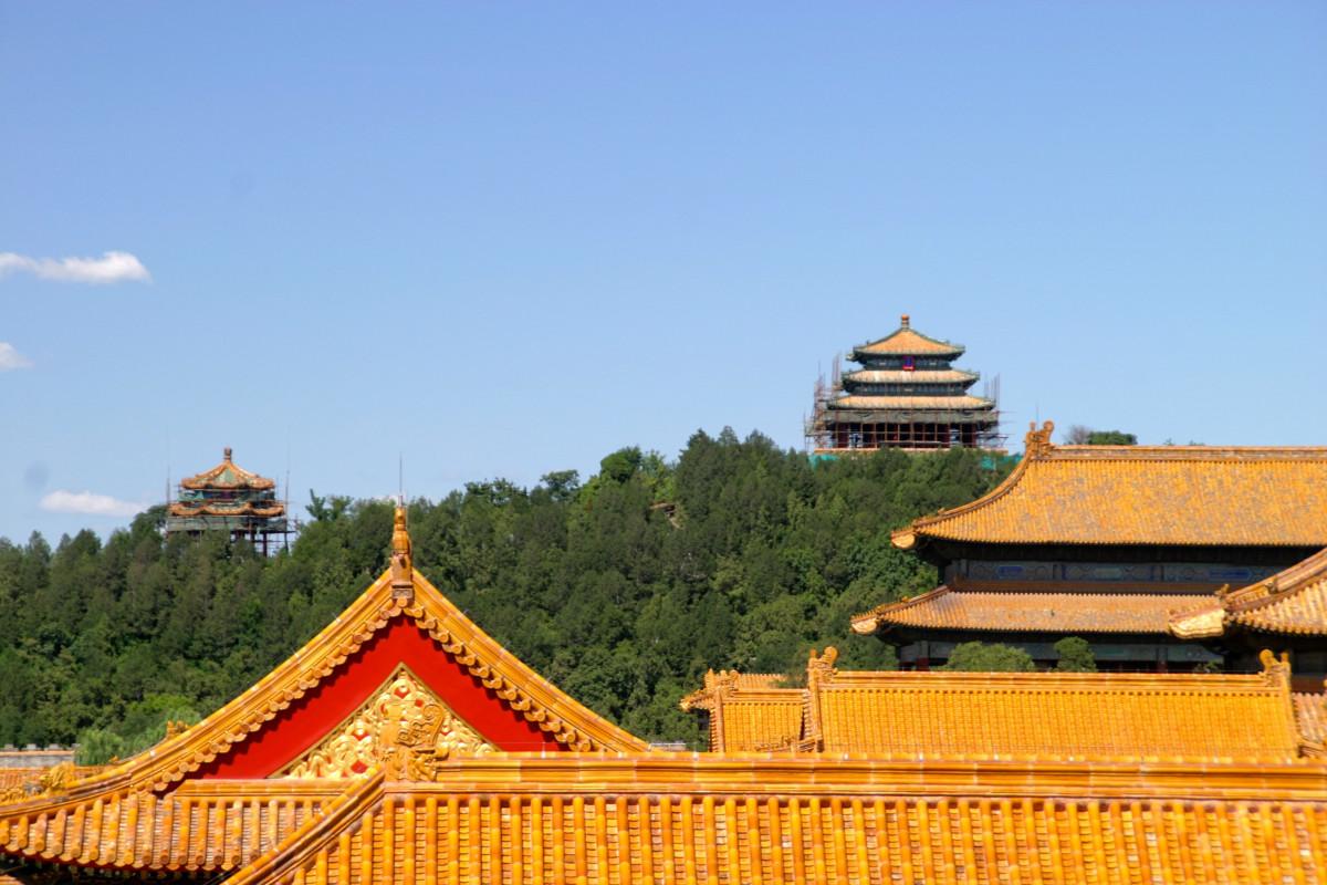 arquitectura techo edificio palacio torre punto de referencia turismo lugar de adoración ornamento templo Beijing monasterio santuario dragón China Arquitectura china pagoda Wat ciudad Prohibida UNESCO sitio de Patrimonio Mundial templo hindú sitio historico