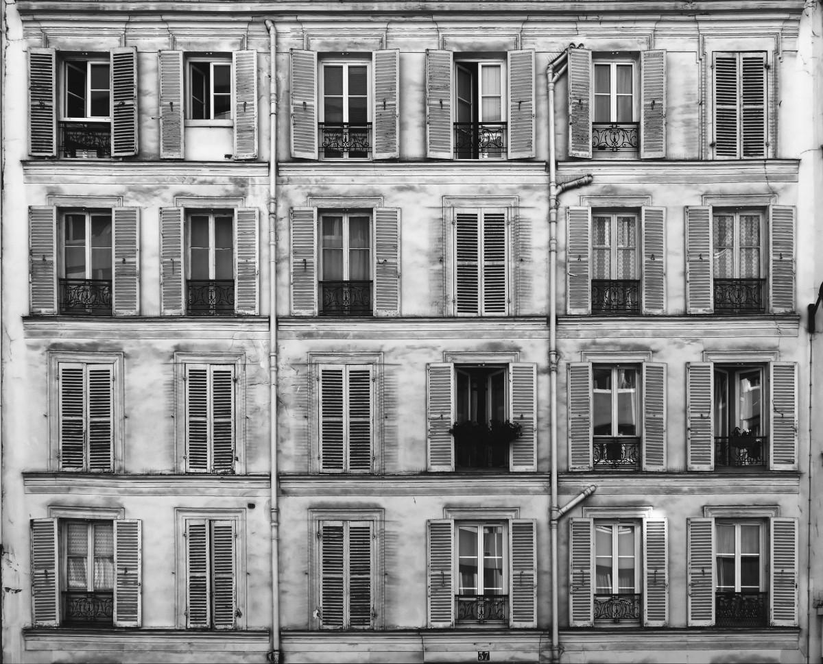 Images gratuites de plein air noir et blanc for Fenetre noir et blanc