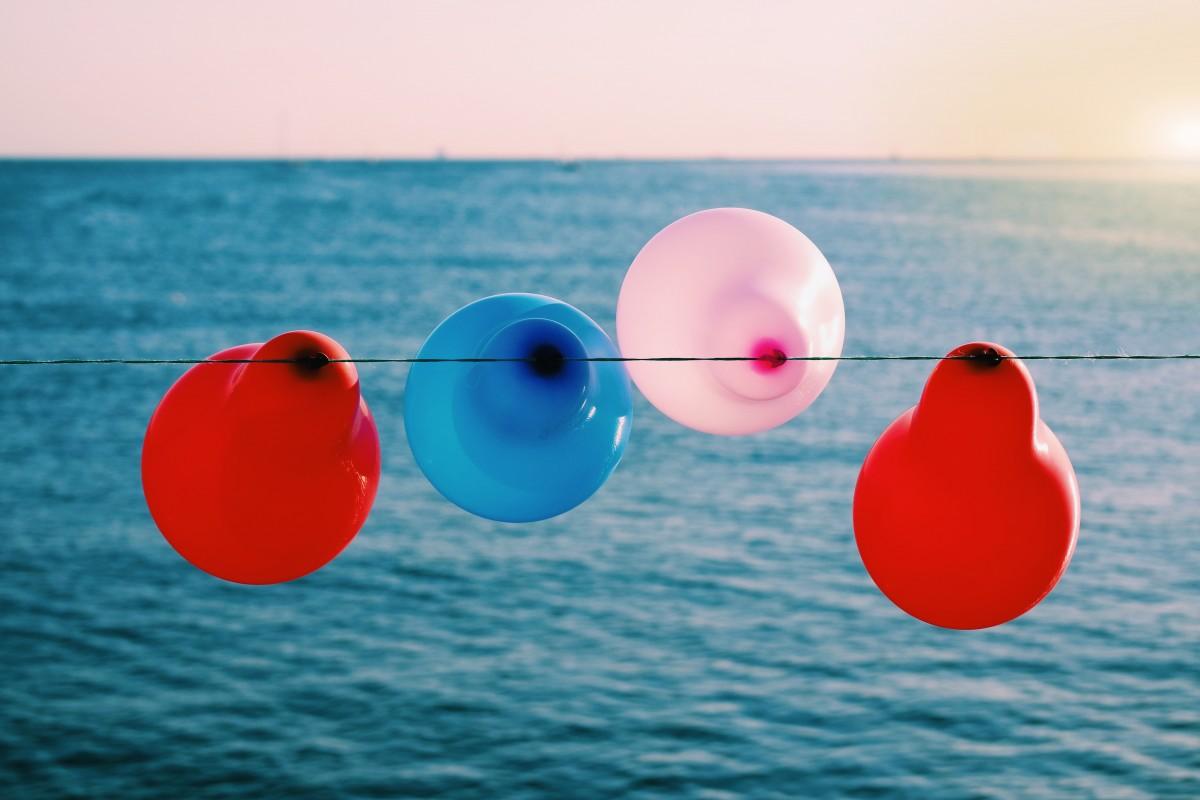Images gratuites p tale bord de mer d coration rouge for Decoration bord de mer bleu