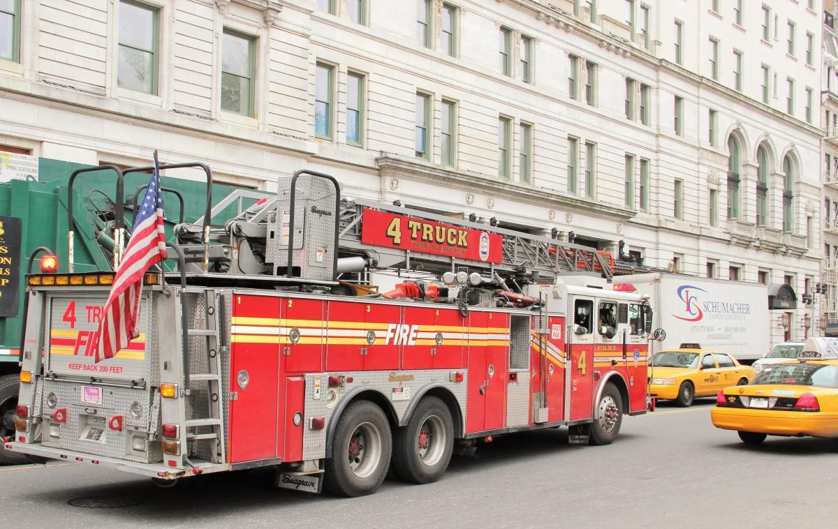 Картинка с пожарной машиной 94