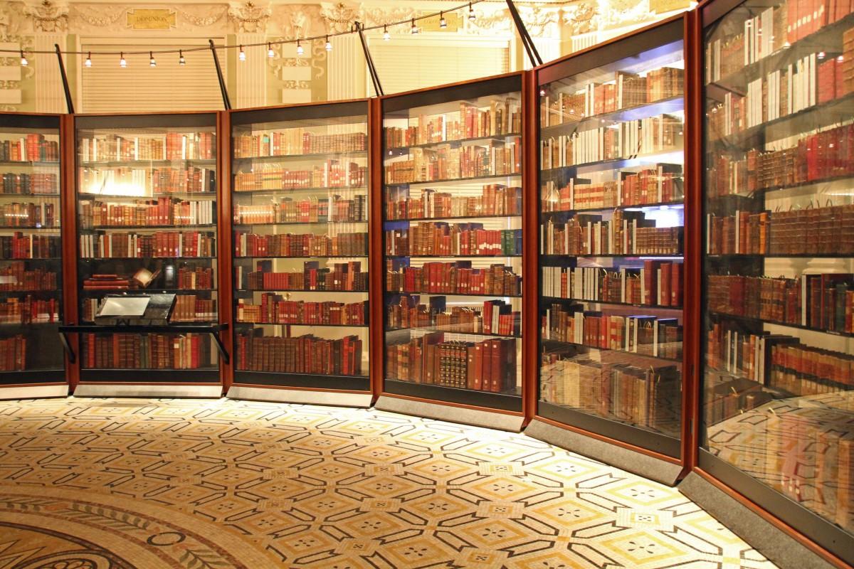 Librairie d'Alexander Holmes