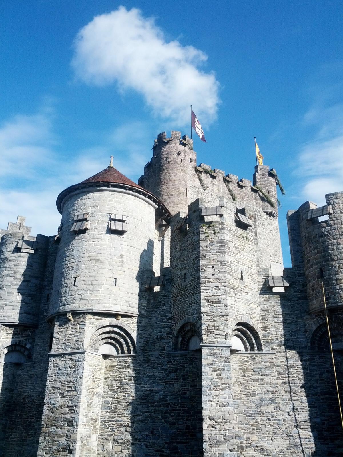 Рыцарские замки картинки