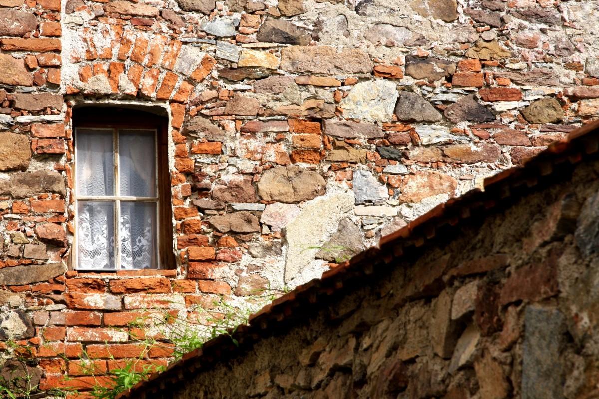 images gratuites roche bois fen tre b timent vieux sol mur de pierre brique mat riel. Black Bedroom Furniture Sets. Home Design Ideas