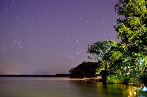 ligero,cielo,noche,estrella,atmósfera,oscuridad