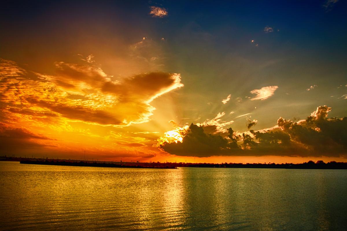 стиля картинки красивый рассвет или закат помощью отказа