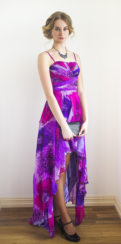 Fotos gratis : niña, púrpura, modelo, primavera, Moda, ropa, rubia ...