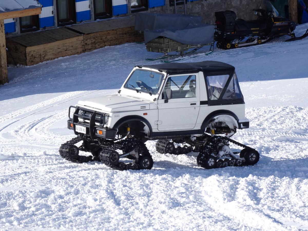 Route 46 Jeep >> Images Gratuites : neige, du froid, voiture, jeep, véhicule, les chenilles, station de ski ...