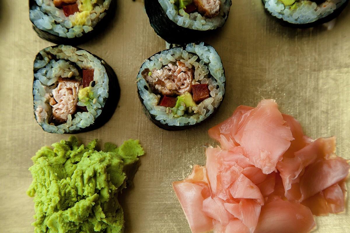 Images gratuites restaurant plat repas aliments for Poisson japonais nourriture