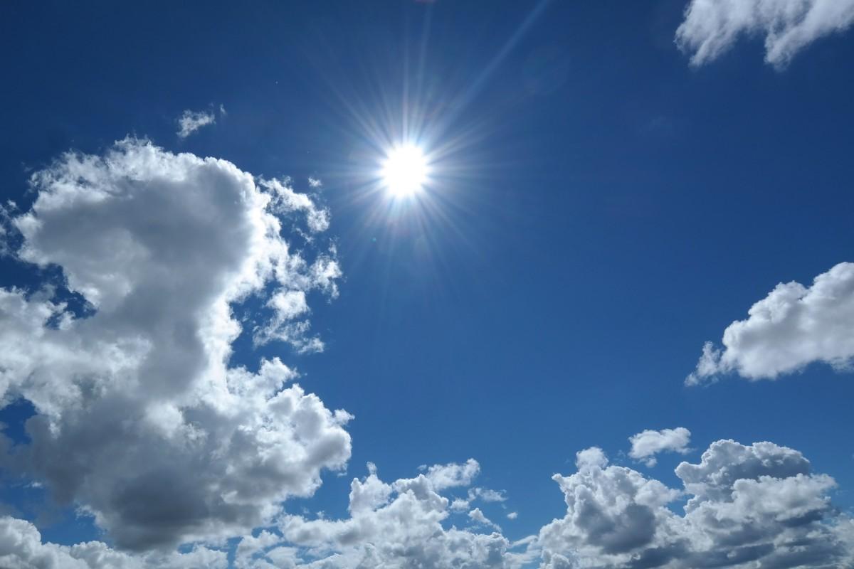 Fondos para fotos de nubes 7