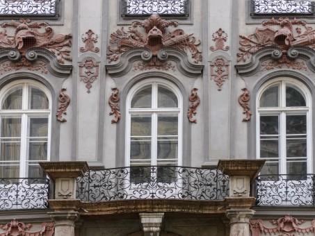 gambar : arsitektur, jendela, bangunan, istana, rumah