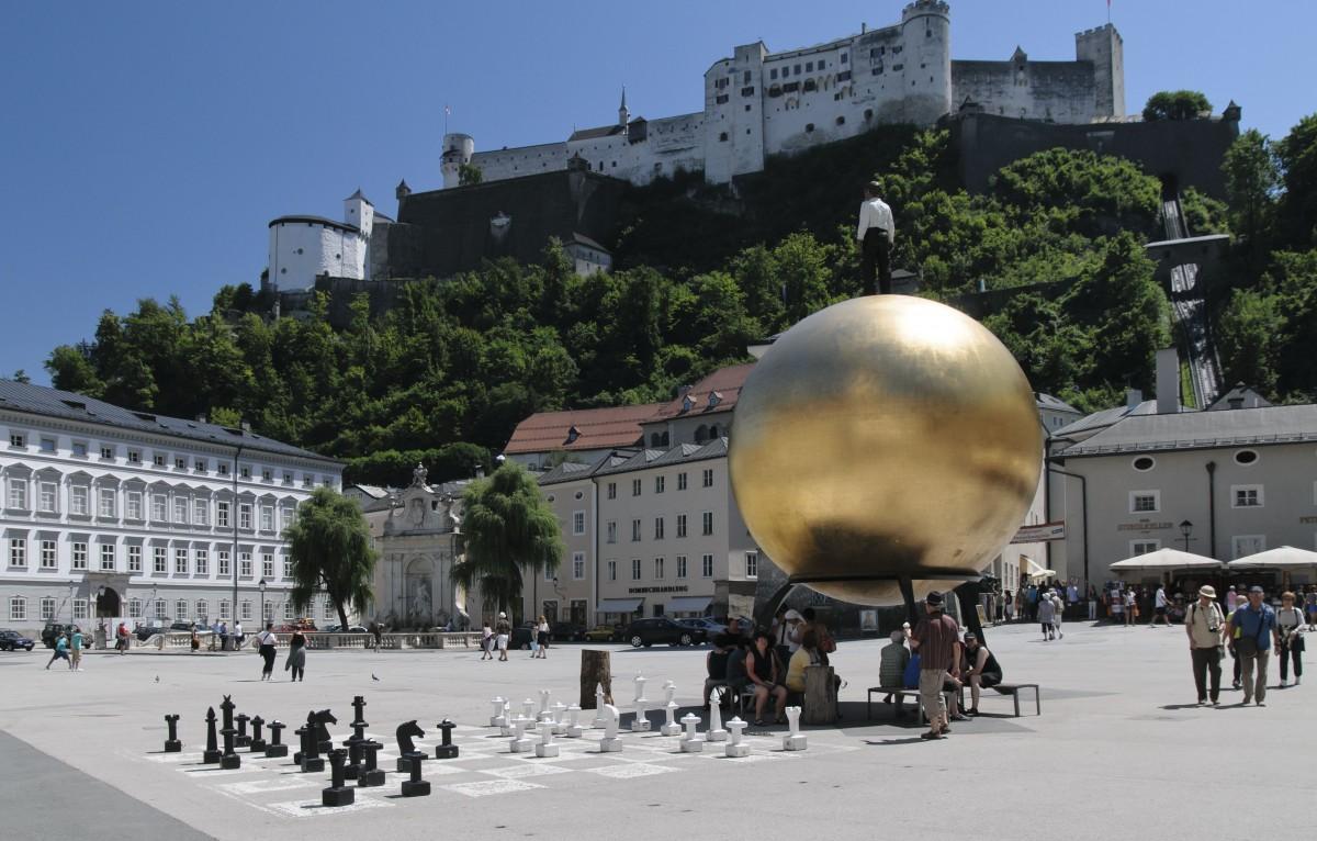 Salzburg Wahrzeichen