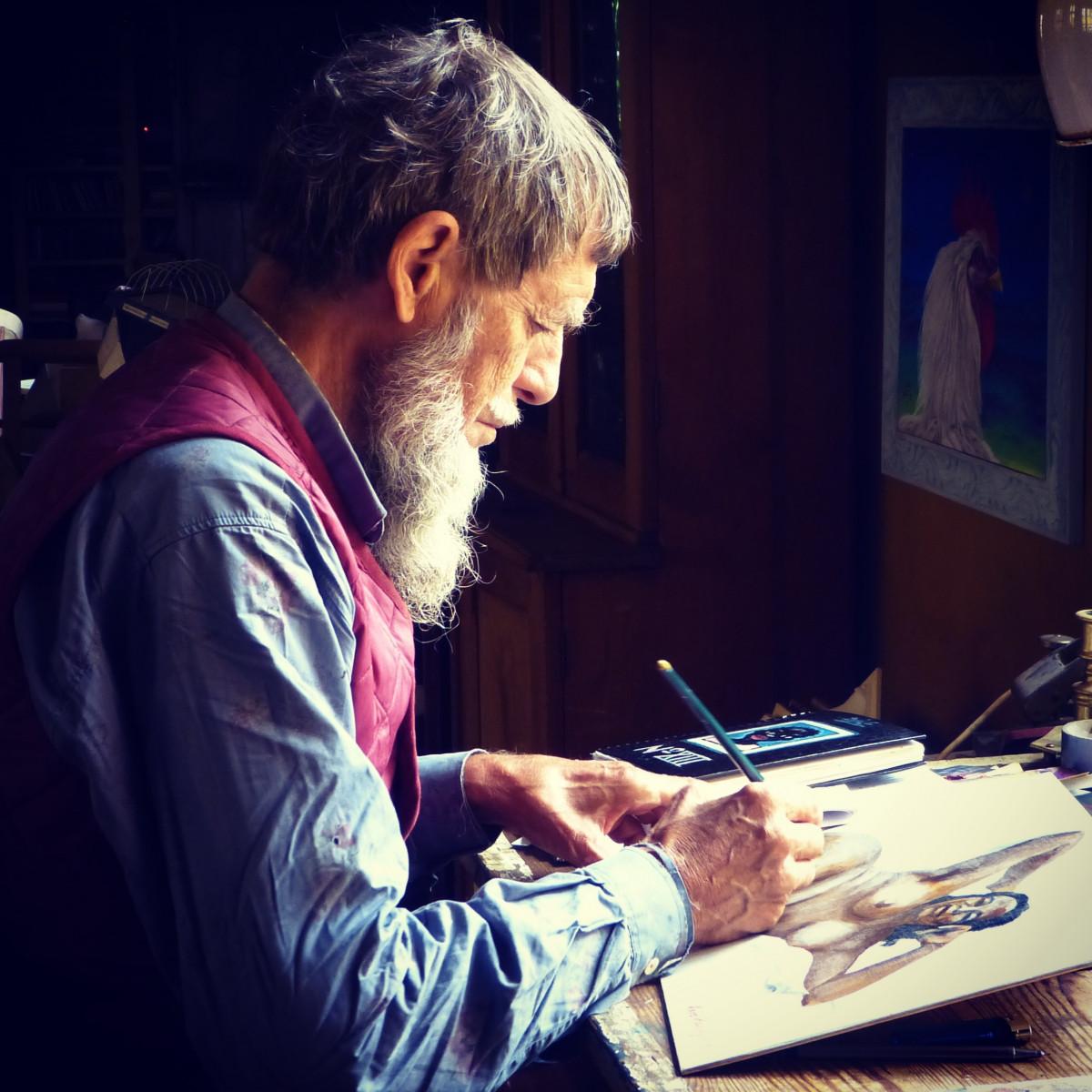 Картинки художники