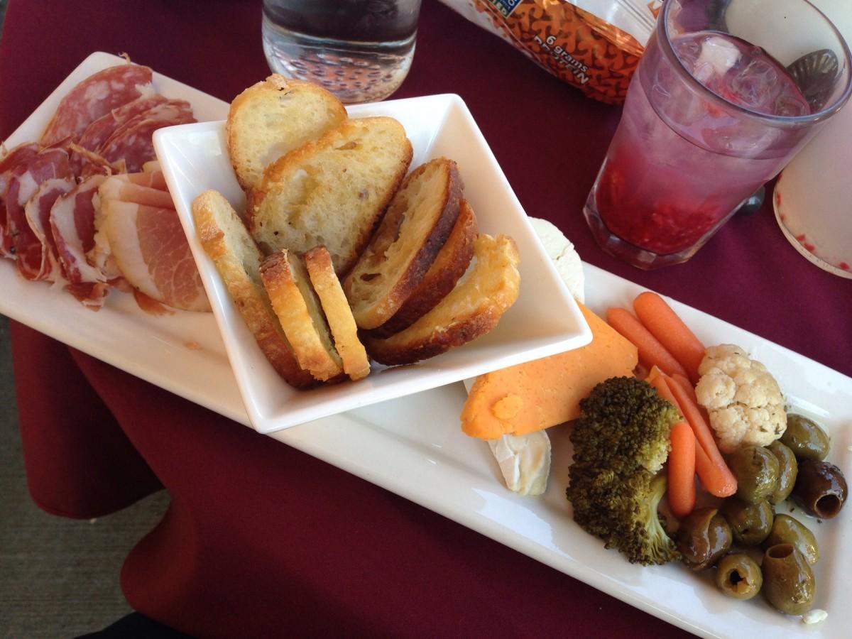 Gambar : restoran, hidangan, makanan, menghasilkan, daging ...