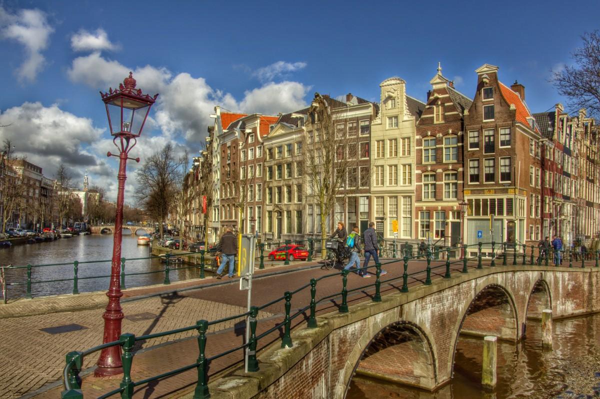 urban tourism amsterdam