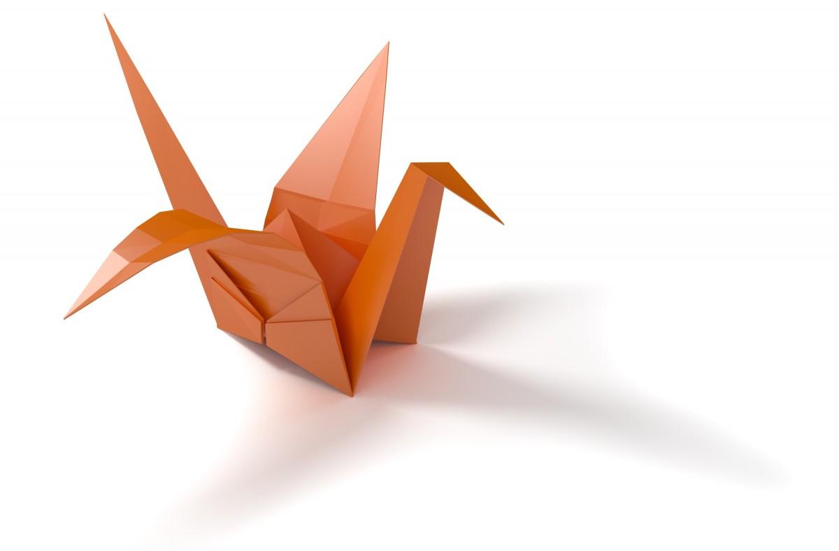 Фигурки оригами картинки, прощенным днем рождения