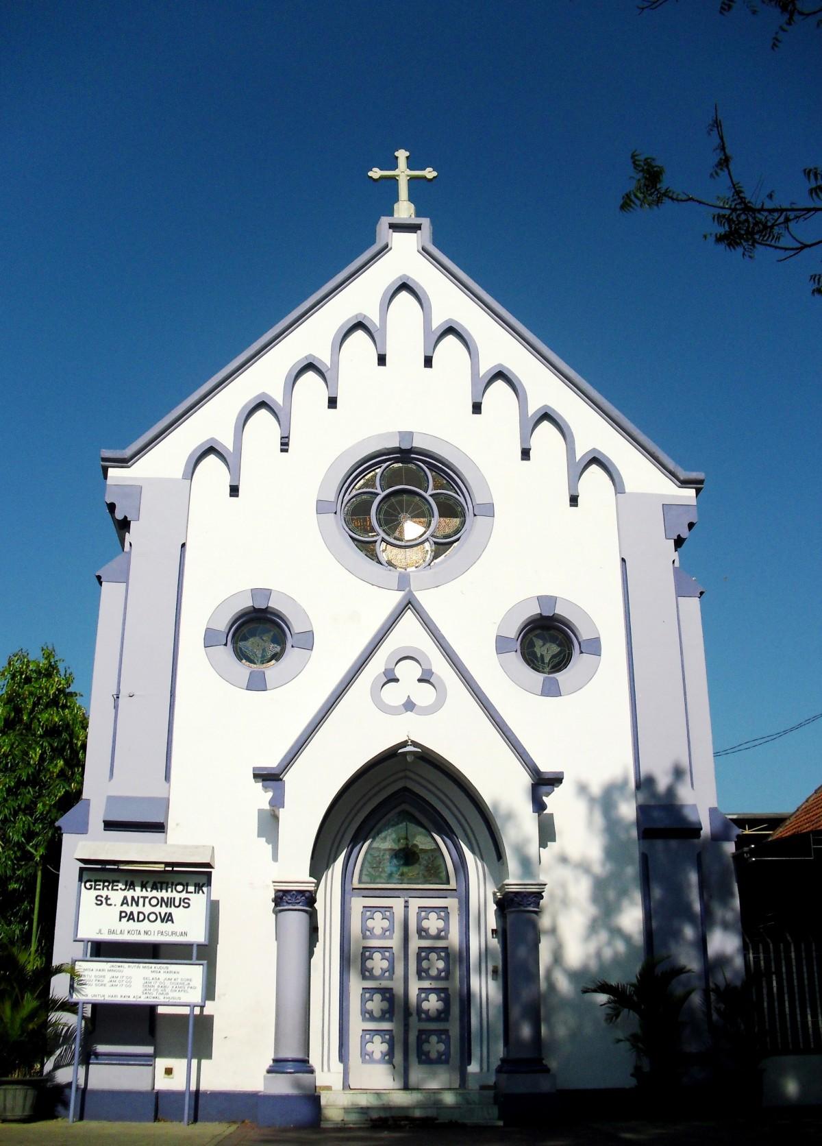 Foto gereja kristen protestan 87