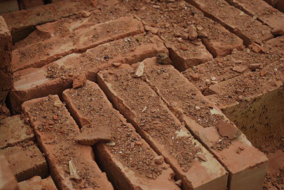 Kostenlose foto rock mauer bau lebensmittel boden for Boden ziegelsteine