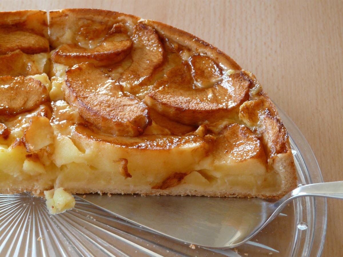 Пироги с яблоками и корицей рецепты с пошагово