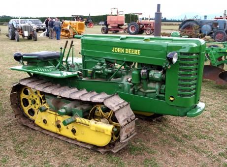 Gambar : traktor, aspal, kuning, buldoser, mesin pertanian ...