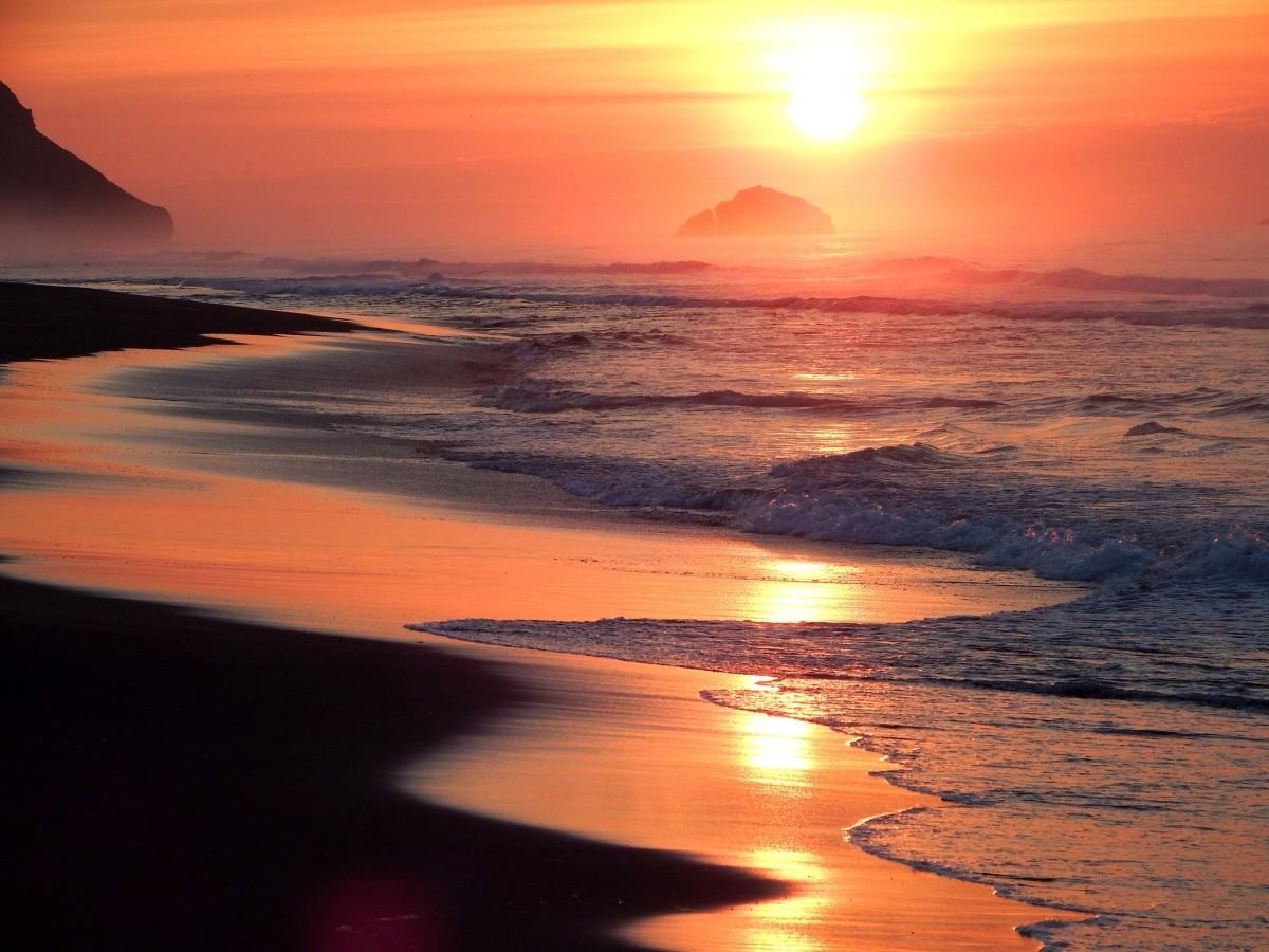 [Resim: dawn_dusk_nature_ocean_sand_sea_seafoam_...8297.jpg!d]
